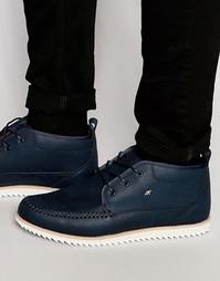 Ботинки чукка Boxfresh Clyston - Синий