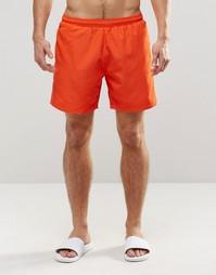 Шорты для плавания Hugo Boss Seabream - Оранжевый