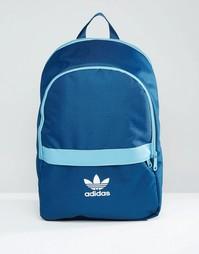Синий рюкзак adidas Essential - Темно-синий