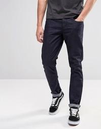 Прямые джинсы цвета индиго Native Youth - Синий