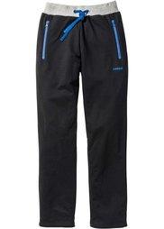 Мужские трикотажные брюки (темно-синий) Bonprix