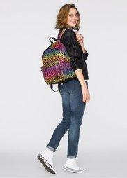 Рюкзак с ярким анималистическим принтом (леопардовый/различные расцветк) Bonprix