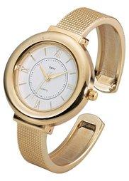 Часы-браслет (серебристый) Bonprix