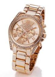 Часы Таня (серебристый) Bonprix