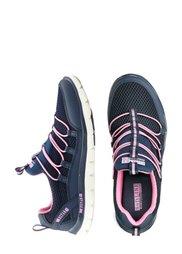 Кроссовки (темно-синий/ярко-розовый) Bonprix