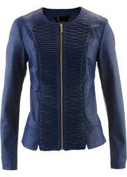 Куртка из искусственной кожи (бронзовый) Bonprix