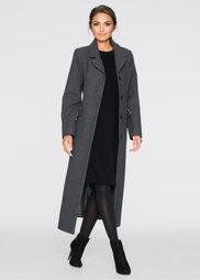 Пальто (темно-серый) Bonprix