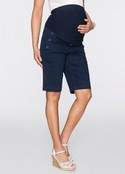 Мода для беременных: шорты (темно-синий) Bonprix