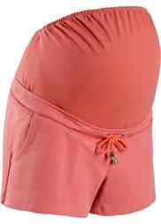 Мода для беременных: шорты на эластичном поясе (черный) Bonprix