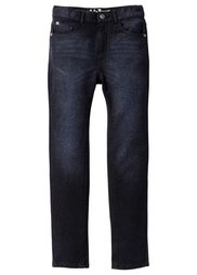 Спортивные джинсы Slim Fit, Размеры  116-170 (синий «потертый») Bonprix