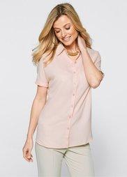 Блузка (нежно-розовый) Bonprix