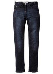 Очень мягкие джинсы Skinny, Размеры  116-170 (синий «потертый») Bonprix