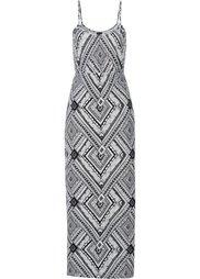 Макси-платье (в цветочек) Bonprix