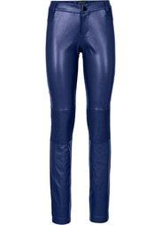Байкерские брюки Skinny (кленово-красный) Bonprix