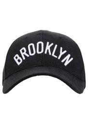 Кепка Бруклин (черный) Bonprix