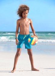 Купальные шорты для мальчиков (темно-бирюзовый) Bonprix
