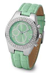 Элегантные часы (белый) Bonprix