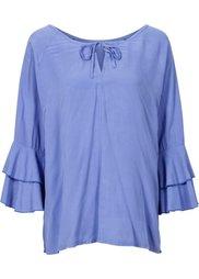 Блузка (синий) Bonprix