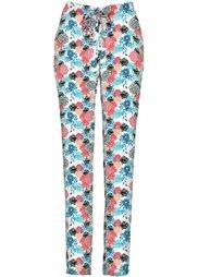 Трикотажные брюки-стретч (темно-синий) Bonprix
