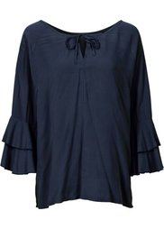 Блузка (темно-лавандовый) Bonprix
