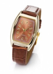 Часы (черный/серебристый) Bonprix