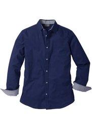 Мужская рубашка Regular Fit (белый) Bonprix