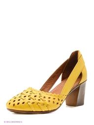 Желтые Туфли INARIO
