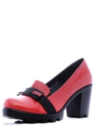 Красные Туфли MILANA