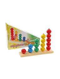 Развивающие игрушки Игрушки из дерева