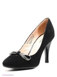 Черные Туфли Clotilde