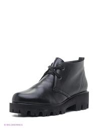 Черные Ботинки ELITE