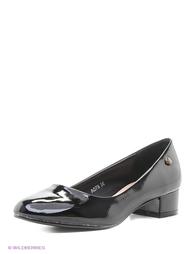Черные Туфли ADMLIS