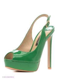 Зеленые Туфли BASCONI
