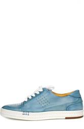 Кеды с ручным нанесением патинирования Palermo Berluti Shoes