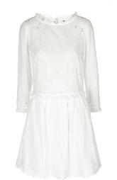 Кружевное мини-платье с оборками Zadig&Voltaire Zadig&;Voltaire