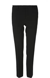 Укороченные прямые брюки с врезными карманами REDVALENTINO