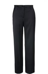 Прямые брюки со шлевками Helmut Lang