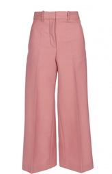 Укороченные расклешенные брюки со стрелками Ports 1961