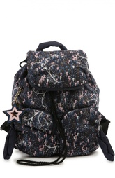Рюкзак с внешниими карманами с принтом Joy Rider See by Chloé