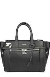 Кожаная сумка с молнией Zadig&Voltaire Zadig&;Voltaire