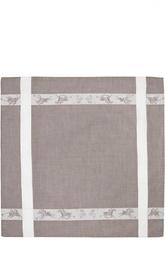 Хлопковый носовой платок с принтом Simonnot-Godard