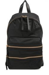 Рюкзак внешними карманами на молнии Domo Arigato Marc Jacobs