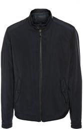 Куртка c кожаной отделкой Pal Zileri
