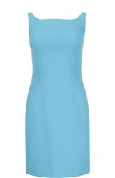 Приталенное мини-платье на бретельках Dolce & Gabbana