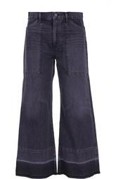 Расклешенные джинсы с глубокими нашивными карманами Citizens Of Humanity