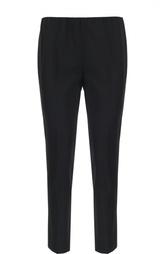 Шерстяные прямые брюки со стрелками Kiton