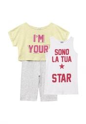 Комплект майка, футболка и брюки Blukids