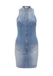 Платье джинсовое Met
