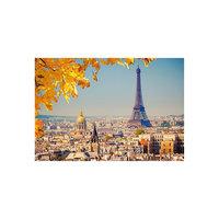 """Пазл """"Осень в Париже"""", 1000 деталей, Castorland"""