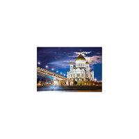 "Пазл ""Храм Христа Спасителя"", 1500 деталей, Castorland"